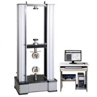 Buy cheap Wire Tensile Strength Tester Universal Testing Machine For Steel Wire Rod from wholesalers