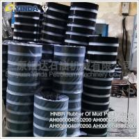 Wholesale HNBR Rubber Mud Pump Piston AH000004080200 With Forged Steel 45# 40 Cr from china suppliers
