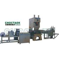 Buy cheap Aluminum foil container machine CTJF-60T from wholesalers