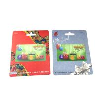 China Full Color PVC Plastic Gift Cards Magnetic Strip Crafts Design Light Weight on sale