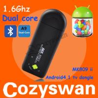 Buy cheap BEST MK809 II mini pc Bluetooth HDMI Dongle android 4.1 mini pc mk809 ii from wholesalers