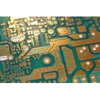 Buy cheap High Standard Immersion Silver Tab - routed Thru - hole 1.5 oz Copper Circuit PCB Board  from wholesalers