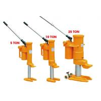 Buy cheap 10 Ton High Lift Hydraulic Jack With Protected Against Overloading CE  , Removable Pump Lever from wholesalers