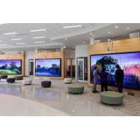 Buy cheap 55 Inch Indoor Bracket 450cd/Sqm Wall Mounted Digital Signage Lcd TV Screen from wholesalers