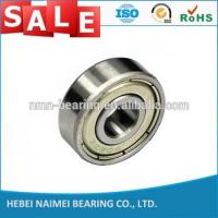 Buy cheap High speed precision miniature bearing 625 626 608 ZZ for skating / skateboard from wholesalers