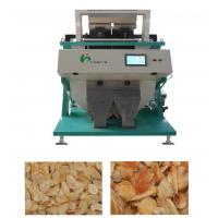 Buy cheap High Speed CCD Dehydrated Vegetable Color Sorter of 0.6Mpa Air Pressure from wholesalers