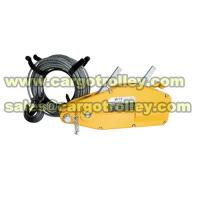 China wire rope pulling hoist instruction on sale
