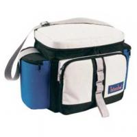 PP woven cooler bag with zipper&handle Manufactures