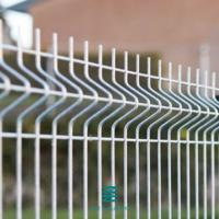 China Unique China 3D Model Panel Protection Welded Wire Mesh Fence Panels on sale