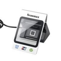 Buy cheap USB Interface Desktop Barcode Scanner QR Code Payment Box S900 For Super Market from wholesalers