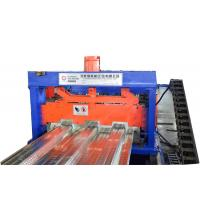 Buy cheap 800mm Effective Width Metal  Floor Decking  Forming Equipment CE and ISO Certificated with High Quality from wholesalers