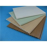 Moistureproof PVC Ceiling boards film coated 250mm x 8mm x 2900mm Manufactures