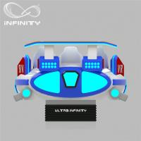 Buy cheap 22 Inches Touch Panel Virtual Reality Simulator For Museum / 9D VR Cinema from wholesalers