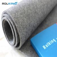 Thick Grey Wool Felt, Natural Sheep Industrial Wool Felt with ISO9001, UKAS Manufactures