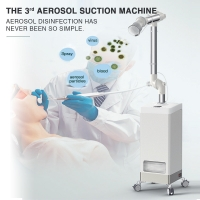 Buy cheap Dental External Oral Suction Dental External Oral Aerosol Suction Dental Laboratory Cleaning Air Machine from wholesalers
