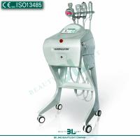 Buy cheap T6 Cavitation Vacuum RF slimming machine from wholesalers
