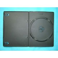 Buy cheap 7mm single black DVD case DVD box DVD cover from wholesalers