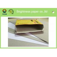 Wholesale Two Sides Coated Printing Paper Board For Shopping Bag High Brightness from china suppliers