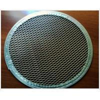 Food Grade Stainless Steel Crimped Wire Mesh Barbecue Grill Net 30m Lehgth Manufactures