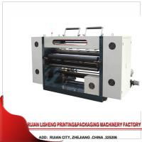 Wholesale Roll To Roll Automatic High Speed Slitting Machine With Rewinding Function from china suppliers