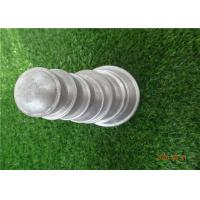Buy cheap Round Gate Chain Link Fence Post Caps 1 3/8'' Pipe Inside Rust Resistant Finish from wholesalers
