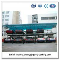 Buy cheap 2 Floor Puzzle Garage Elevator Car Parking System Hydraulic and Wire Rope from wholesalers