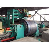 Buy cheap Semi Automatic High Speed Slitting Machine Easy Operation 1250mm Width from wholesalers