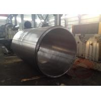 Buy cheap Alloy Steel Machined Heavy Steel Forgings Transmission Shaft , 18CrNiMo7 - 6 1045 from wholesalers