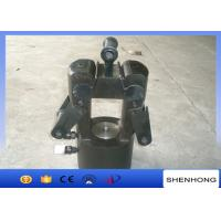 Overhead Line Construction Tools 125T Hydraulic Crimping Head Hydraulic Compressor Double Acting Manufactures