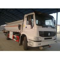 Buy cheap Multifunctional  Fuel Tank Truck Easy Operation Strong Practicability Customized Design from wholesalers