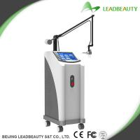Buy cheap Fractional Carbon Dioxide Laser With Wind Cooling System 1-100ms Pulse Width from wholesalers