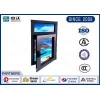 Wholesale Stainless Steel Exterior Fire Resistant Windows For High Rise Commercial Building from china suppliers