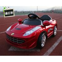Buy cheap New hot Led lights 2.4G remote control baby cars, Battery Operated kids Electric Car Ride On Toy from wholesalers