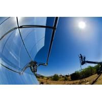 Buy cheap Trough CSP Solar High Reflectivity Mirror Sheet For Rough Solar Power Plant from wholesalers