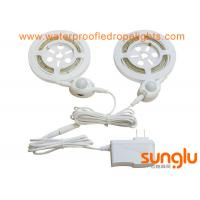 Buy cheap Dimmable Motion Activated Bed Light LED Strip for Bedroom Night Light Amber for Baby from wholesalers