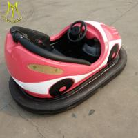 Buy cheap Hansel adult amusement rides for sale guangzhou electric kids dodgem car with remote control from wholesalers