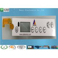 Buy cheap Rigid PCB Combined Flex FPC Custom Membrane Switch Control Panel from wholesalers