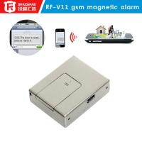 Wholesale Hot! Door lock SIM RF-V11 mini Independent GSM Door Magnetic and Vibration Alarm With Active Listening from china suppliers