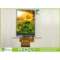 Buy cheap Full View Resistive Touch TFT Module 2.4 Inch IPS MPU / RGB Interface 240 * 320 product