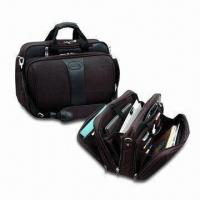 Wholesale EVA 1680D Business Briefcase with Computer Sleeve, Measures 13 x 17.5 x 8 Inches from china suppliers