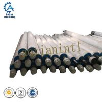 Wholesale paper making machinery spare parts Used In Drying Part Steel Roll from china suppliers
