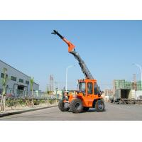 Buy cheap Astern Radar Telescopic Boom Forklift For Construction Spots / Ports / Public Works from wholesalers