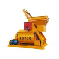 Buy cheap Compulsory Ready Mix Concrete Mixer Machine Large Capacity Twin Shaft Type from wholesalers