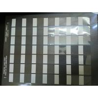 Buy cheap Customized Paper Coated Paper PET Synthetic Blank Sticky Sheet Cable Label from wholesalers