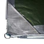 Buy cheap Super Heavy Duty Waterproof Canvas Tarps Plastic Tarpaulin Material from wholesalers