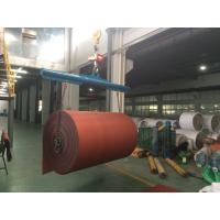Buy cheap Horizontal Dipping Production Line Of Curtain Cloth Energy Saving from wholesalers