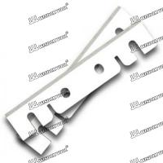 Buy cheap Tungsten-Carbide Planer Blades 3-1/4 wood planer replacement blades changing planer blades from wholesalers