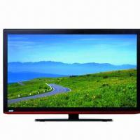 Buy cheap 32-inch LED TV with Fashionable Design, USB Function Play Video and Digital TV DVB-T (Optional) from wholesalers