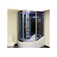 Buy cheap Bathroom Hydromassage Steam Shower Cabin from wholesalers