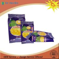Four Side Sealing Dry Fruit  Stand Up Bag Packaging Spices Resealable Plastic Bag Laminated Manufactures